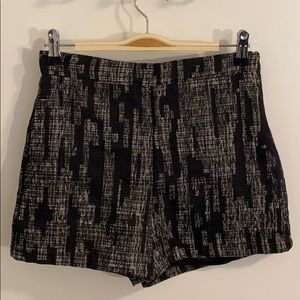 NWOT Tweed Shorts